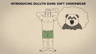 Duluth Trading TV Commercial: Dang Soft Underwear: 15