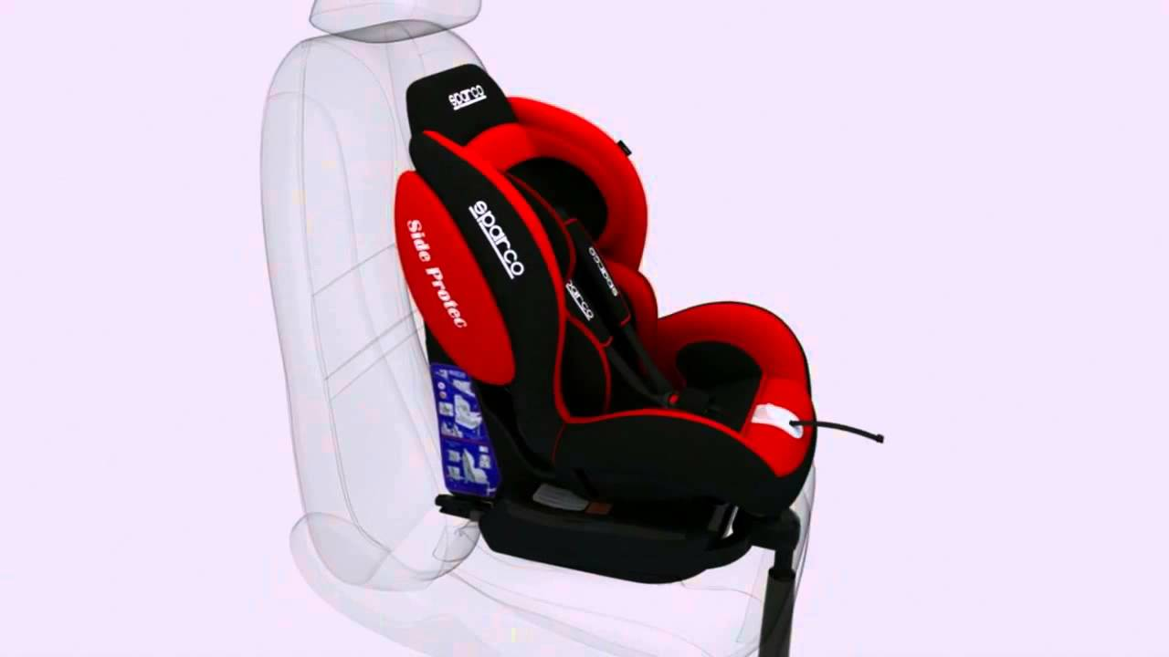Sparco f500i youtube - Silla bebe sparco ...