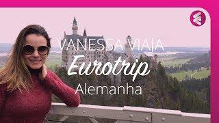 EuroTrip - Alemanha: MotorHome, Surf e Castelo da