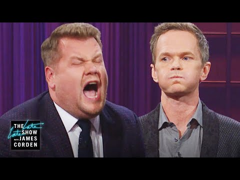Neil Patrick Harris Steals The Show From James Corden