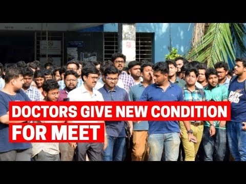 Doctors' strike: Nationwide protest underway, doctors give new condition for meet
