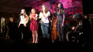 """Desafinado""-Jamboree Club w Joan Chamorro Sextet Featuring Rita Payés"