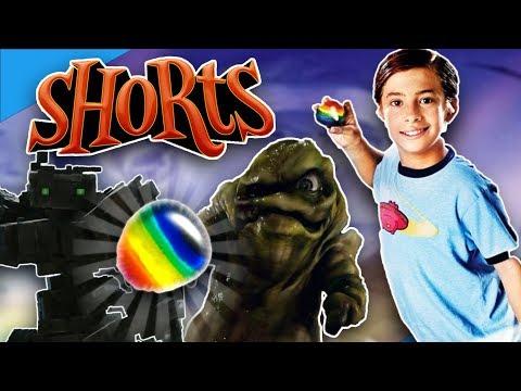 SHORTS: The WEIRDEST Kids Movie? - Diamondbolt