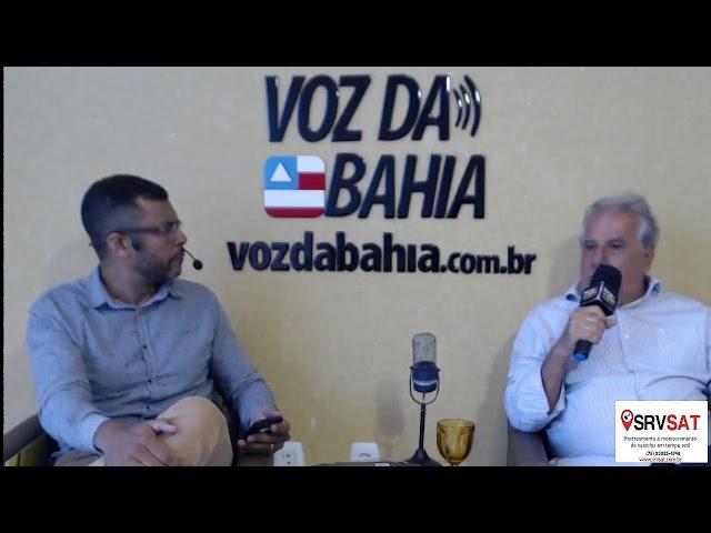 Meio-dia e meia live Drielle Costa Candidata a vice-prefeita em SAJ (Solidariedade)