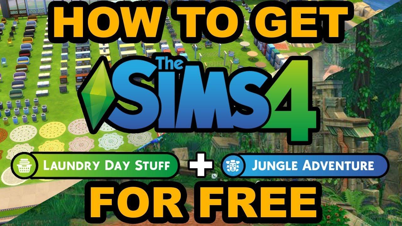 sims 4 free mac download no survey