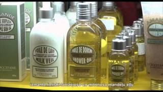 Натуральная косметика L'Occitane en Provence(Больше видео на нашем портале www.avideo.lv 2016 год – юбилейный для французской компании натуральной косметики..., 2016-03-14T12:15:35.000Z)