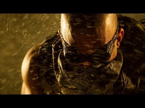 Mark Kermode reviews Riddick
