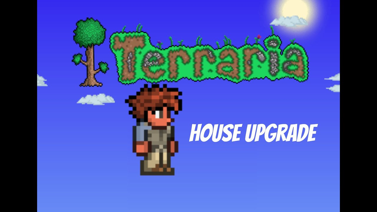 how to build a house in terraria ps4