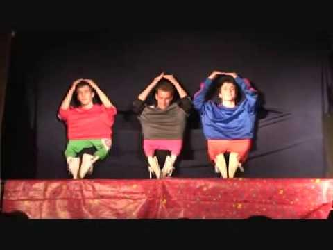 midget dancing