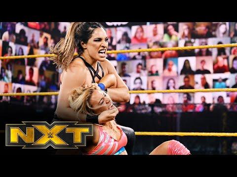 Zoey Stark vs. Raquel González: WWE NXT, March 31, 2021