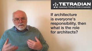 Architecture is everyone