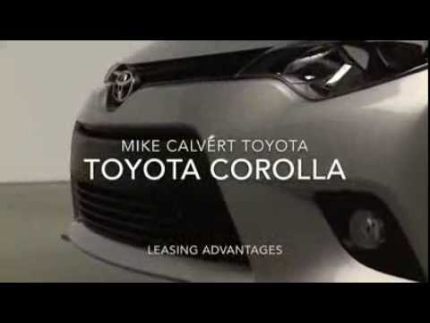 Lease A Toyota Corolla At Mike Calvert Toyota In Houston, TX