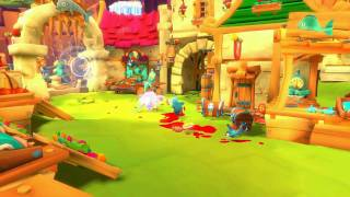Fairytale Fights (PS3 PC X360) - Chainsaw Massacre