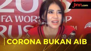Adik Positif, Via Vallen:Corona Bukan Aib! - JPNN.com