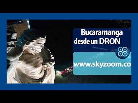 Bucaramanga - Santander, la ciudad bonita - Drones Sky Zoom
