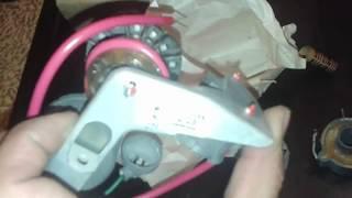 Электроподжиг газовой плиты из ТВС-110л6 и свечей зажигания мотоцикла (1)