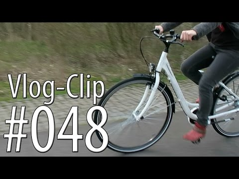 Vlog-Clip #048 - Rolling down the Wall Trail (09.04.2016)