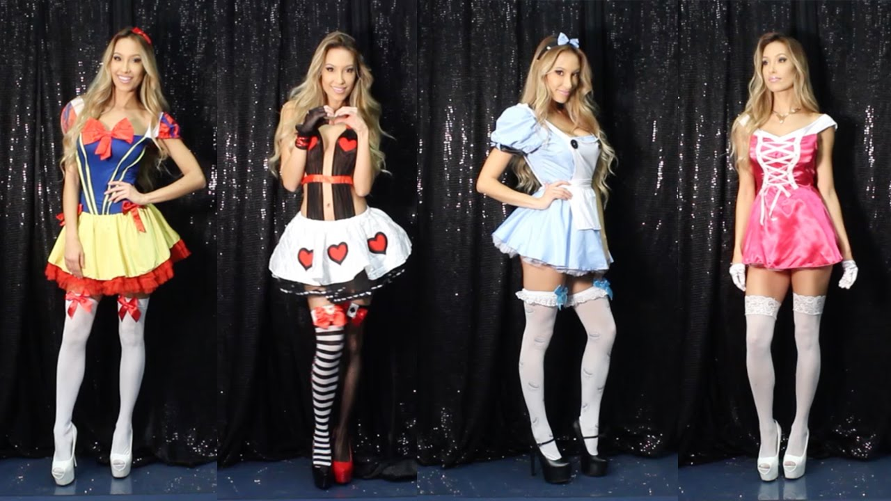 Halloween Costume Review: Cartoon Inspired Costumes From AMI Clubwear