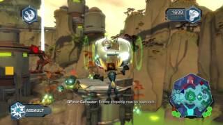 Ratchet & Clank: Full Frontal Assault / Q-Force - Multiplayer Beta HD - Part 1