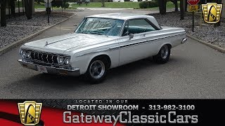 1964 Plymouth Fury Stock # 1002-DET