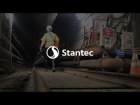 Purple Line Halfway Milestone: Stantec Leadership Tunnel Tour