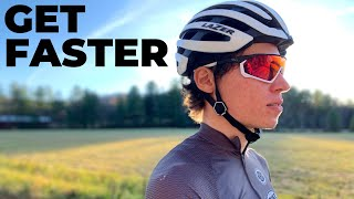 Everything You Need to Know to Become a Faster Cyclist (In 15 Minutes)