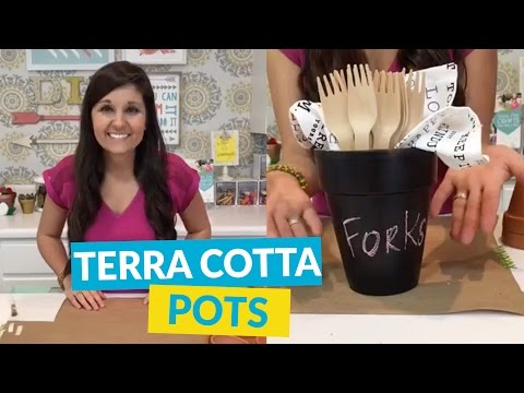 5 DIY Projects With Terra Cotta Pots