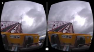the outcome final product vr 360 roller coaster apk