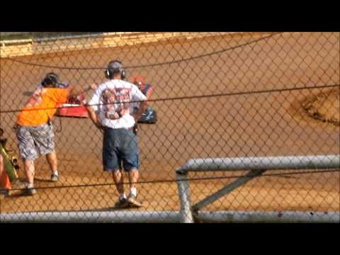 heat and feature win at Tyler County Speedway on July 30, 2016