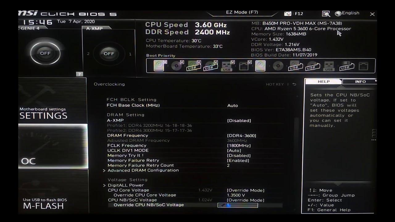 MSI AMD B450 A Pro MAX Worth It In 2021?