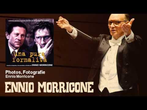 Ennio Morricone - Photos, Fotografie - Una Pura Formalità (1994)