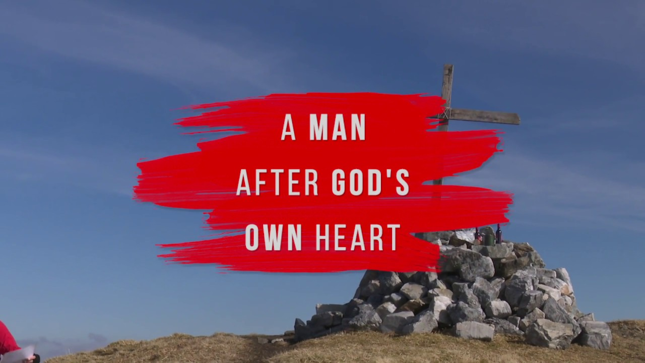 Trailer A man after Gods own heart - Net for God December 2017