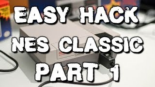 How to Hack and add games to your NES Classic using Hakchi 2.31 Tutorial ADD 800+ GAMES SNES