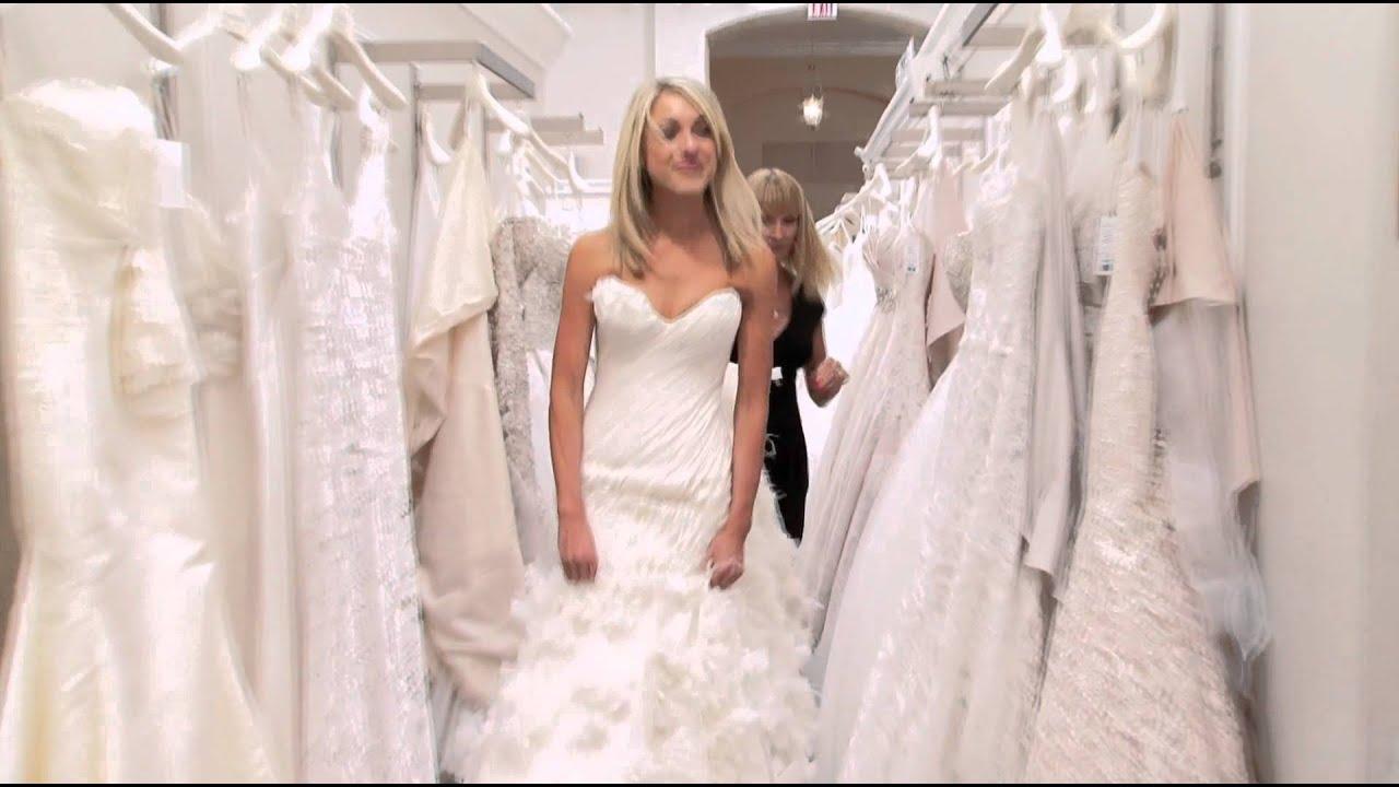 salon sukni ślubnych tlc youtube