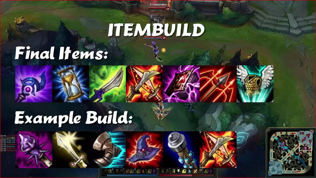Varuys Build
