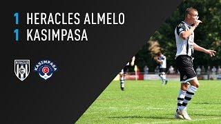 Heracles Almelo - Kasimpasa 1-1 | 28-07-2018 | Samenvatting