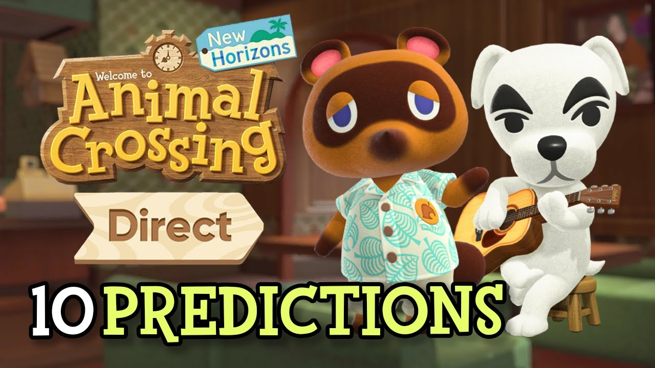 Animal Crossing Direct: Every New Feature Announced For The ...