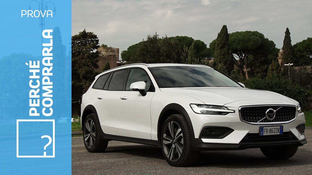 Volvo V60 Cross Country >> Volvo V60 Cross Country 2019 Perche Comprarla E Perche No