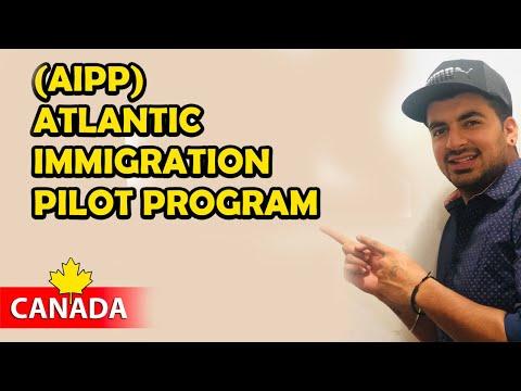Easy Way To Get PR In Canada || Atlantic Immigration Pilot Program (AIPP) || Kataria TV