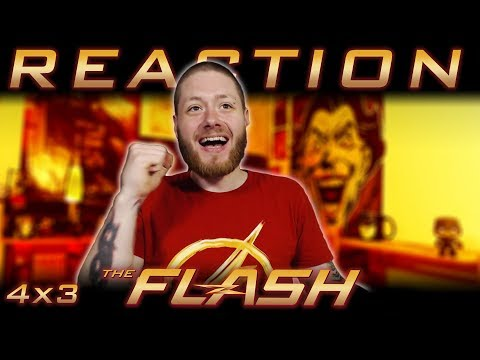 The Flash 4x3 'Luck Be A Lady' Reaction!