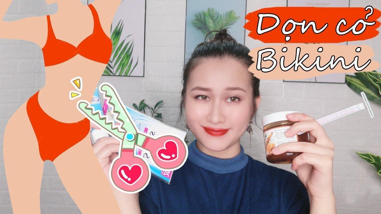 Chuyện Vùng Kín #1: Kinh Nghiệm Tẩy Lông Vùng Bikini Tại Gia | Những Điều Cần Biết | CHLOE DO