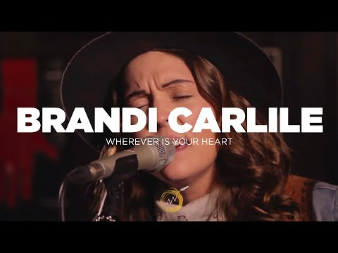 Wherever Is Your Heart Is my home chords by Brandi Carlile - Worship ...