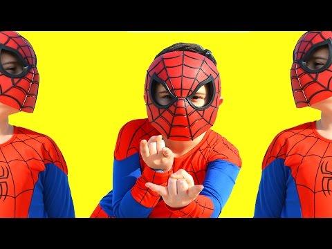 Örümcek Adam Şarkısı Mc Kerem Mikrofonda