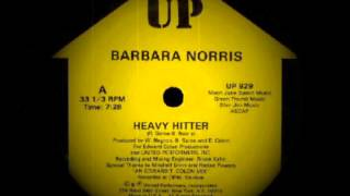 Barbara Norris - Heavy Hitter
