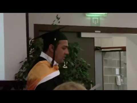 Advanced Masters Graduation Ceremony - Solvay Brussels School of Economics and Management