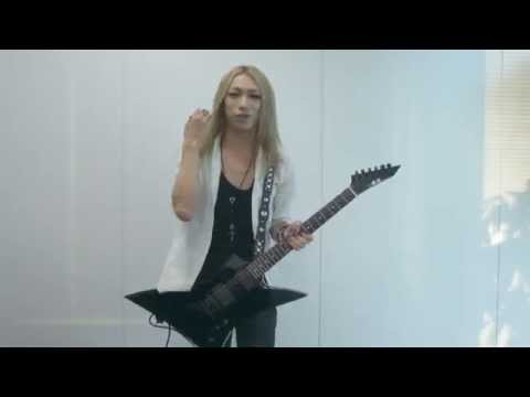 GYZE『Fascinating Violence』リリース!-激ロック動画メッセージ