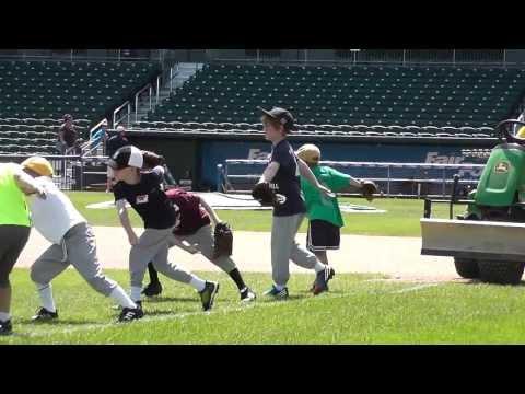 Fisher Cats Baseball Camp - Clip 13