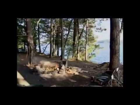 Camping At Saranac Lake Islands