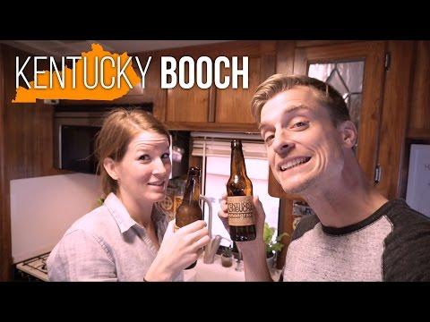 Kentucky Booch in an RV