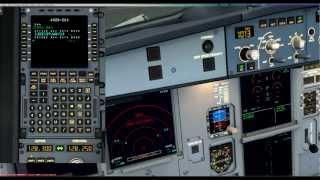 Configuración MCDU A320 extended (español)